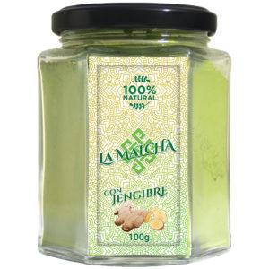 Matcha Premium con Jengibre 100g